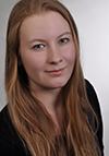 Foto der Semestersprecherin Beatrice Dubberke