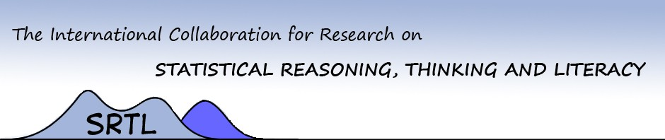 The International Collaboration for Research on Statistical Reasoning, Thinking and Literacy (SRTL)